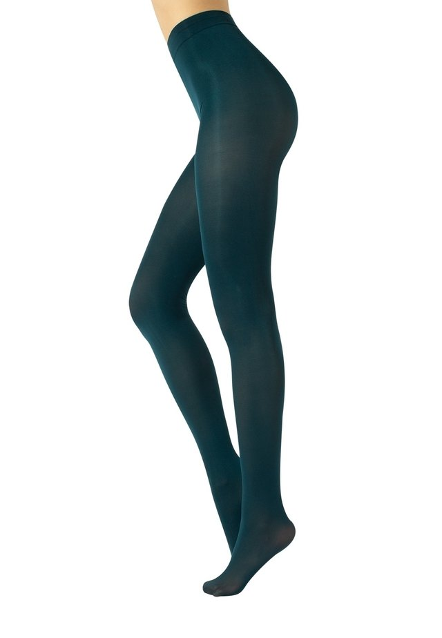 OPAQUE COMFY - 80 DEN - Tights - green