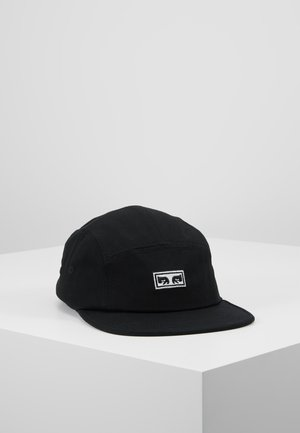 EYES HAT - Lippalakki - black