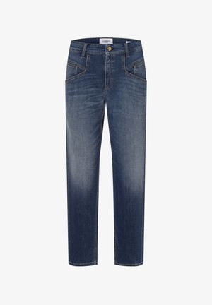 Straight leg jeans - medium stone