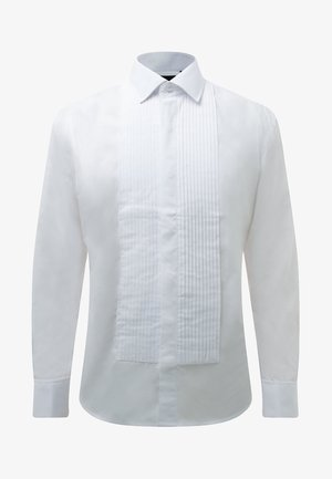 REGULAR FIT - Camisa elegante - white