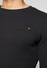 Superdry - ORANGE LABEL - Sweatshirt - black - 5