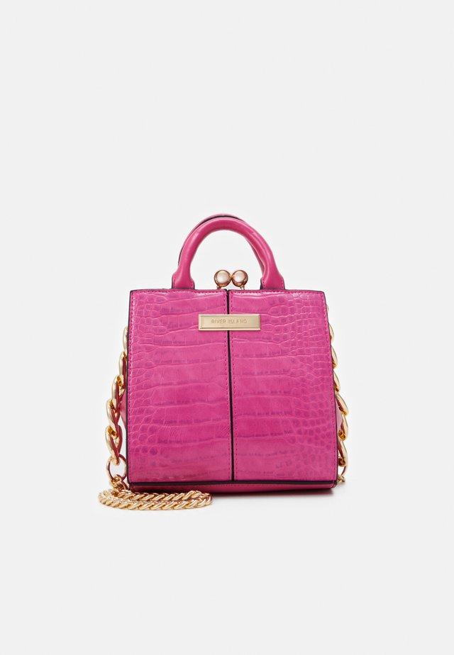 Sac bandoulière - pink bright