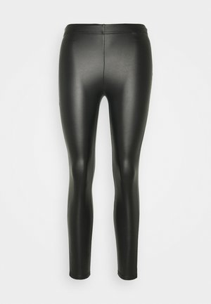 JDYSTINE - Leggings - Trousers - black