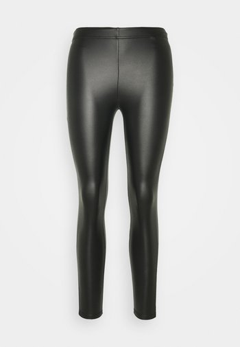 JDYSTINE - Leggings - Trousers - black