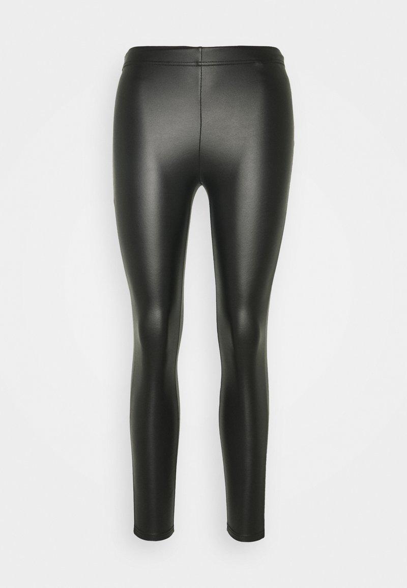 JDY - JDYSTINE - Leggings - Trousers - black