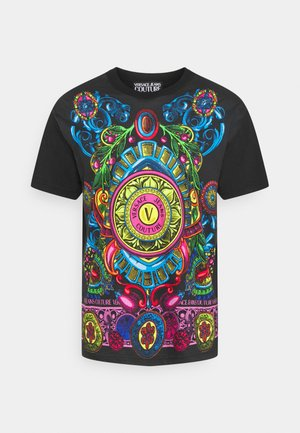 REGALIA - T-shirt med print - nero