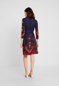 Anna Field - Day dress - blue/bordeaux - 3