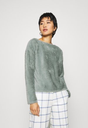 ULAWIE - Jumper - grey green