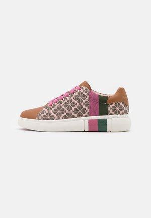 KESWICK - Sneakers laag - light pink/hibiscus tea
