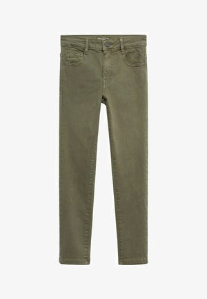 PERU - Slim fit jeans - vert