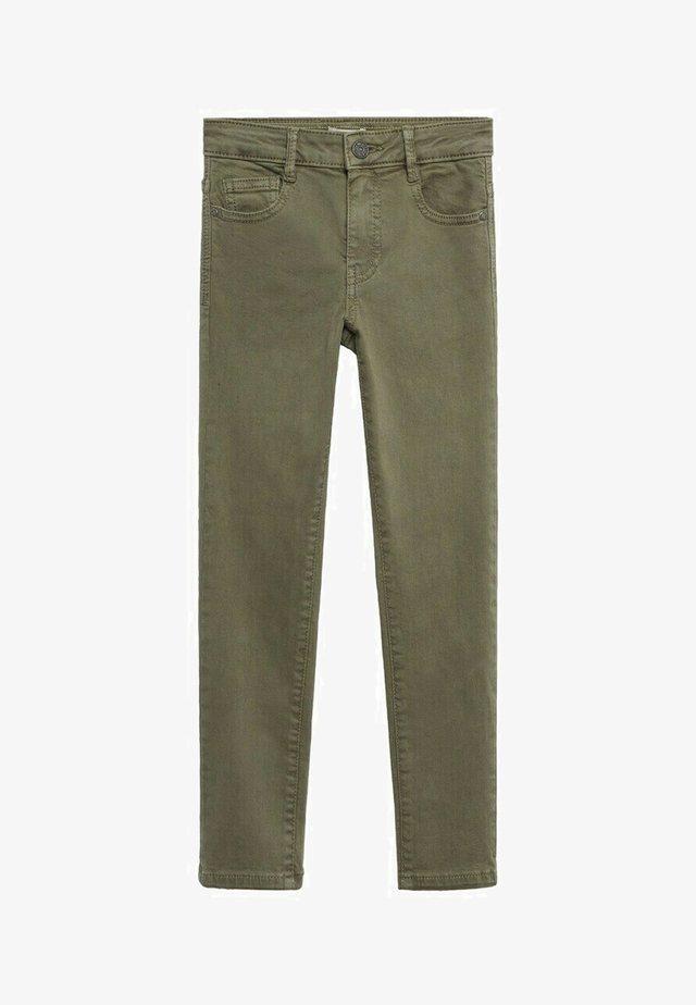 PERU - Jeans slim fit - vert