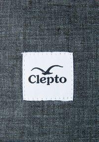 Cleptomanicx - Bum bag - heather dark grey - 3
