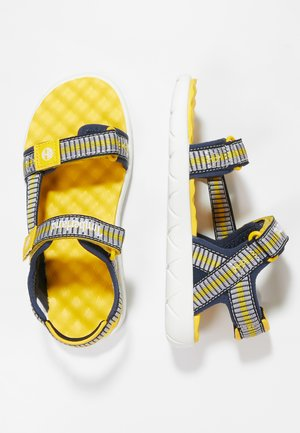 PERKINS ROW WEBBING - Sandals - navy