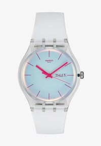 Swatch - POLAWHITE - Watch - weiss/bunt - 1