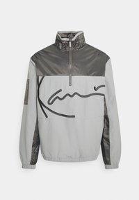 Karl Kani - SIGNATURE BLOCK - Training jacket - grey - 0