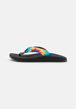 CHILLOS FLIP - Sandalias de dedo - black