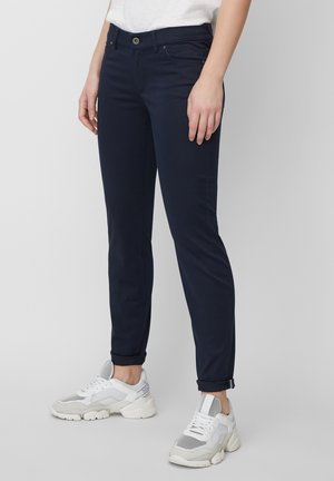 ALBY  - Slim fit jeans - blue