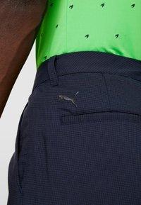 Puma Golf - ANTRIM PANT - Trousers - peacoat - 5