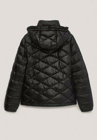 Massimo Dutti - Winter jacket - black - 6