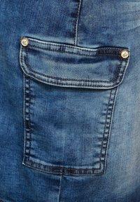 Street One - Pencil skirt - blau - 4