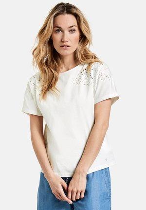 Print T-shirt - shell