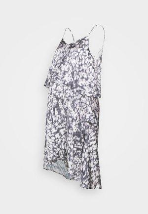 HIDE AND PEEK NURSING DRESS - Day dress - leopard print