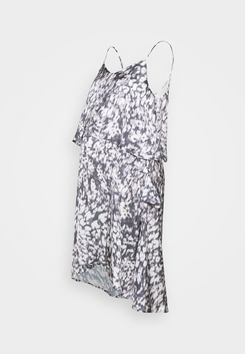 GLOWE - HIDE AND PEEK NURSING DRESS - Vapaa-ajan mekko - leopard print