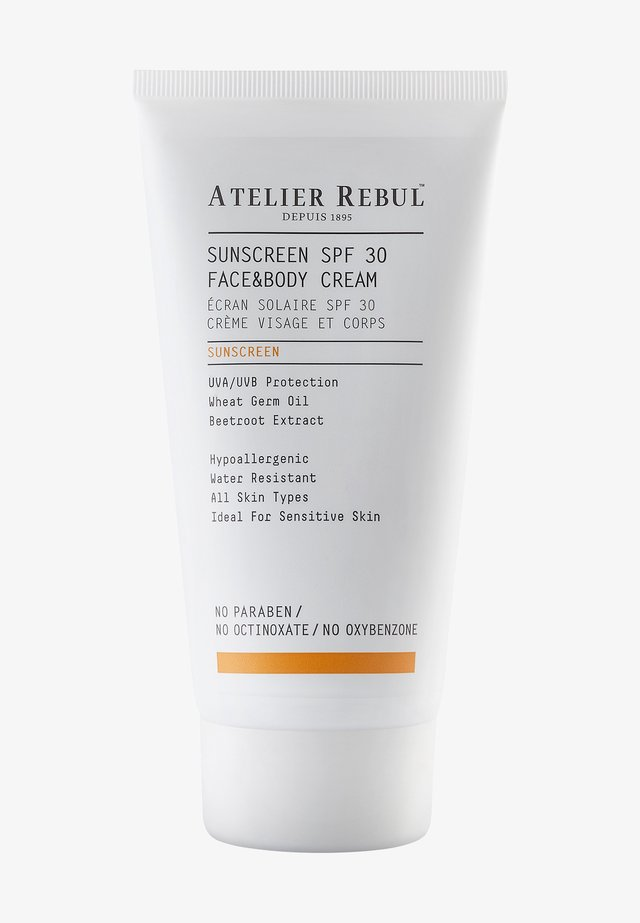 SUNSCREEN SPF 30 FACE & BODY CREAM 150 ML - Zonnebrandcrème - -