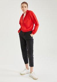 DeFacto - Summer jacket - red - 1