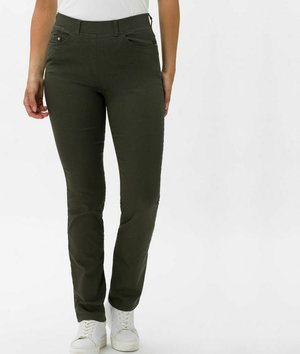 STYLE LAVINA - Slim fit jeans - olive