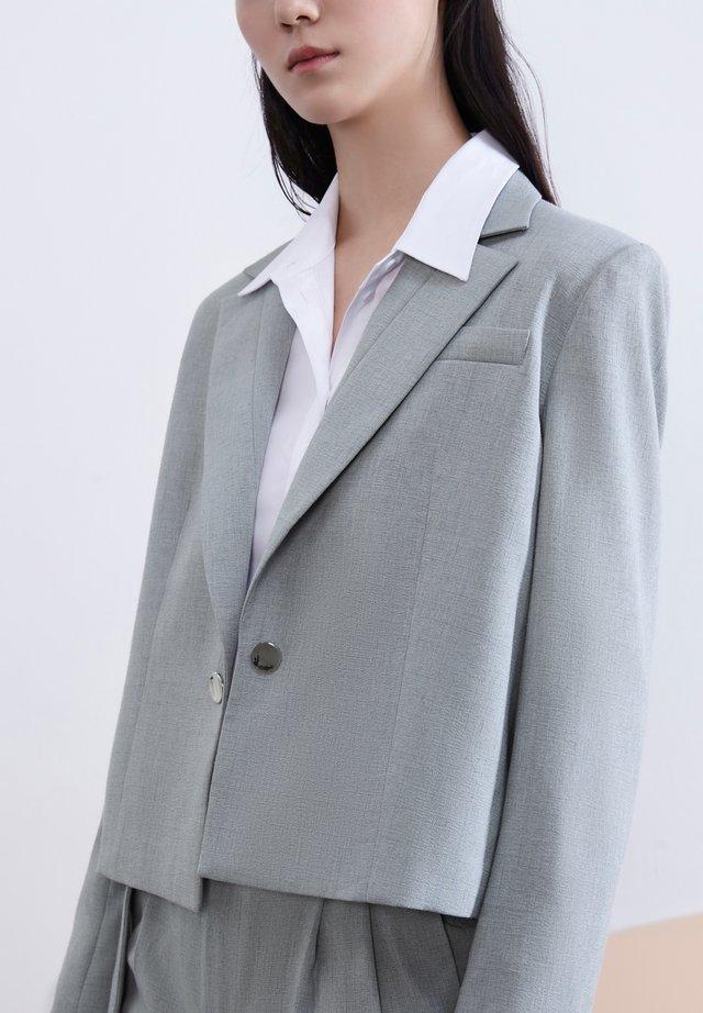 Blazer - light gray