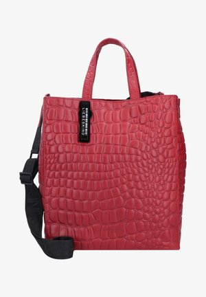 Tote bag - red pepper