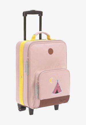 Wheeled suitcase - tipi