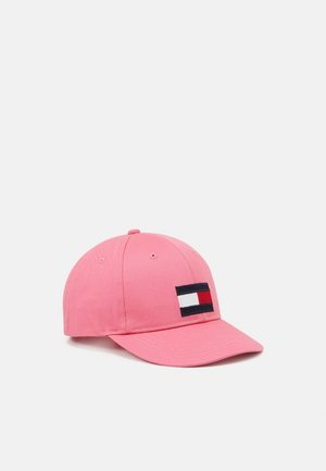 BIG FLAG UNISEX - Kšiltovka - exotic pink