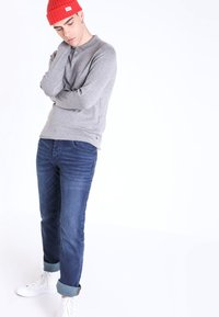 BONOBO Jeans - INSTINCT - Straight leg jeans - stone blue denim - 3