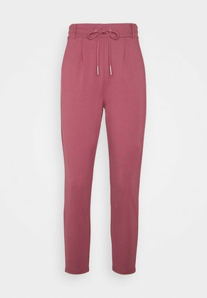 ONLPOPTRASH EASY COLOUR PANT - Tracksuit bottoms - wild ginger