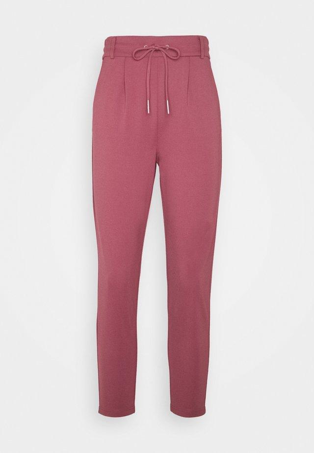 ONLPOPTRASH EASY COLOUR PANT - Spodnie treningowe - wild ginger