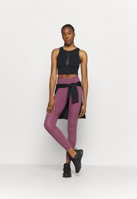 Nike Performance - ONE - Tights - light mulberry - 1
