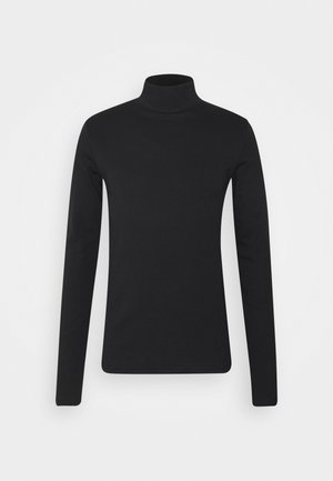 BARNABY - Long sleeved top - black
