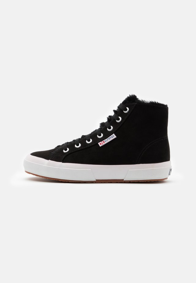 2795  - High-top trainers - black