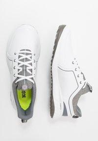 Puma Golf - GRIP FUSION 2.0 - Golfskor - white/quiet shade - 1