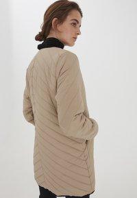 b.young - BYBERTA  - Winter coat - sesam - 1