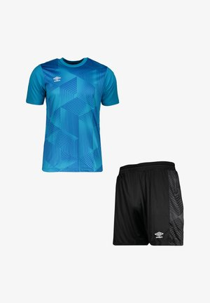 Goalkeeper shirt - blauschwarz