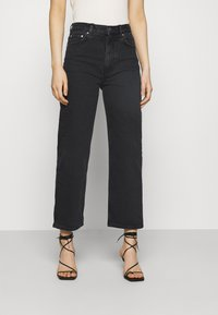 ARKET - PANTS - Vaqueros rectos - washed black - 0