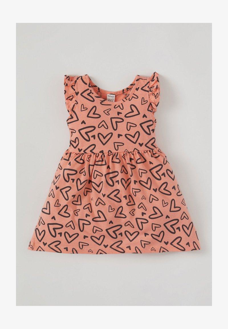 DeFacto - Day dress - orange
