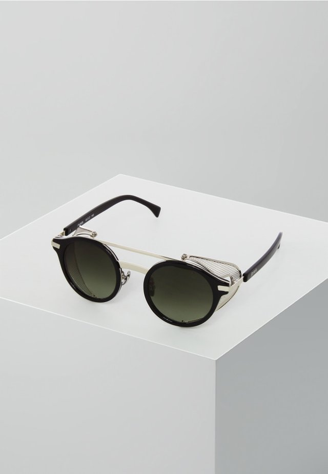 JAMES - Sunglasses - green/grey