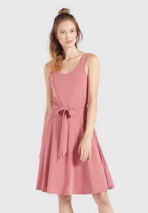 LOUANNE - Sukienka letnia - rosa