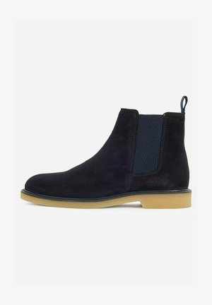 TUNLEY CHEB SD - Classic ankle boots - dark blue