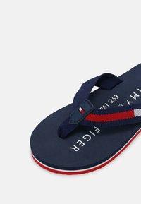 Tommy Hilfiger - UNISEX - T-bar sandals - blue - 6