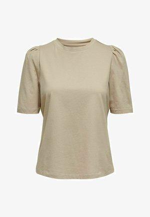 Print T-shirt - humus
